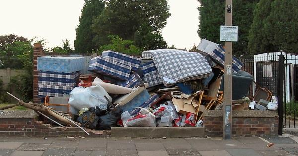 The Problem of Fly Tipping